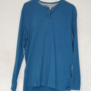 Blue Northcrest Long Sleeve